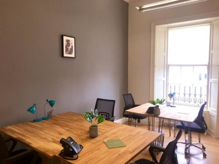 Office Space Albany Street Serviced Office Edinburgh