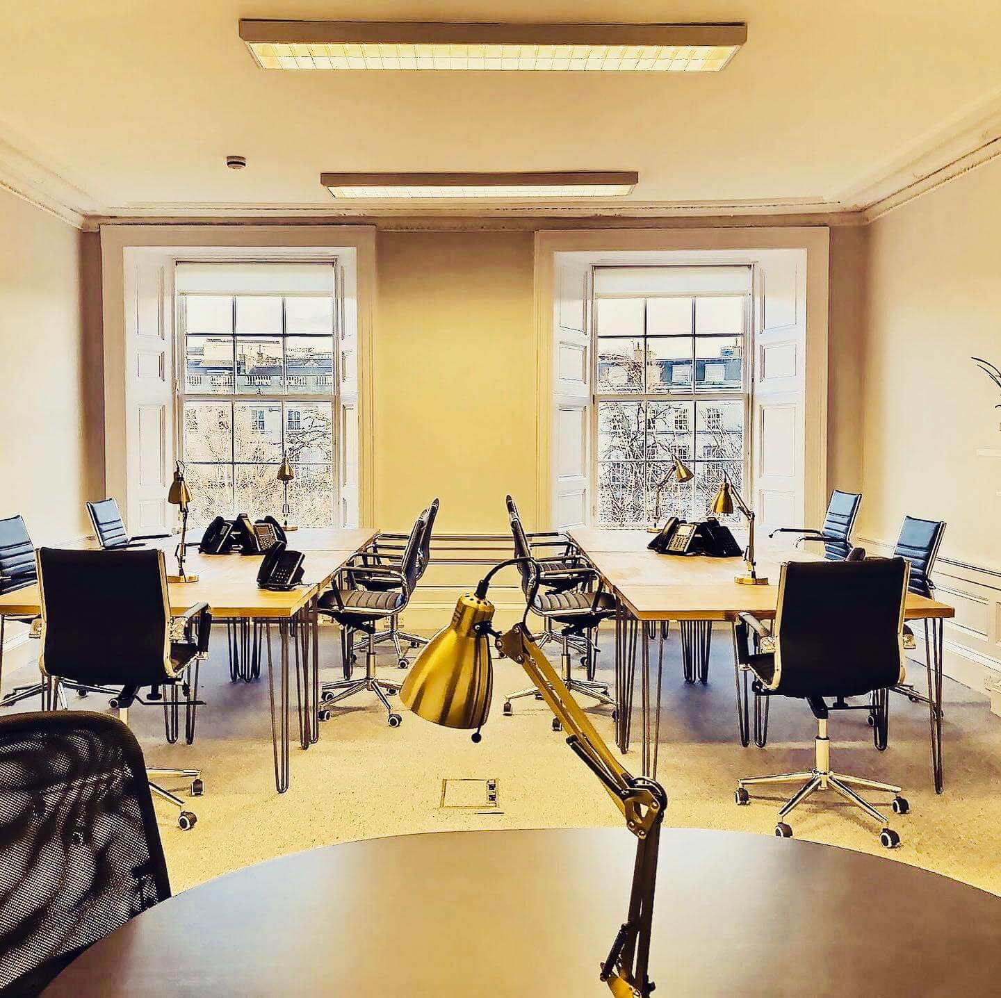 Serviced Office Space Edinburgh